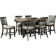 Vail 7-pc. Counter-Height Dining Set