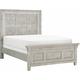 Magnolia Park King Panel Bed