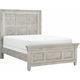 Magnolia Park Queen Panel Bed