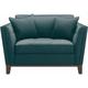 Macauley Microfiber Chair-and-a-Half