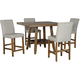 Adderley 5-pc. Counter-Height Dining Set