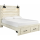 Luna Queen Storage Bed