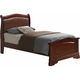 Rossie Twin Panel Bed
