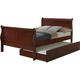 Rossie Full Trundle Bed