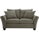 Briarwood Microfiber Apartment Sofa
