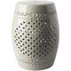 Auburndale Ceramic Accent Table