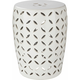 Chantilly Ceramic Accent Table