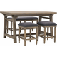 Cassidy 4-pc. Counter-Height Dining Set