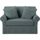 Belmont Slipcovered Chair