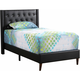 Bergen Upholstered Twin Panel Bed