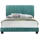 Lodi Upholstered Full Panel Bed