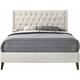 Bergen Upholstered Queen Panel Bed