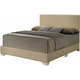 Aaron Upholstered King Panel Bed