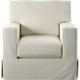 Ronny Slipcovered Chair