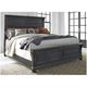 Harvest Home California King Panel Bed