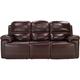 Harding Power Sofa w/Power Headrest