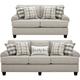 Shiloh 2-pc. Sofa & Loveseat Set