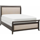 Union City King Upholstered Bed