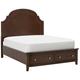 Georgetown Queen Storage Bed