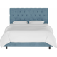 Blanchard Twin Upholstered Panel Bed