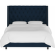 Sheridan Twin Upholstered Panel Bed