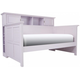 Varsity Bookcase Daybed - Lavender