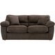 Rockport Microfiber Full Sleeper Sofa