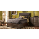 Denali 4-pc. King Platform Bedroom Set w/ Storage Bed