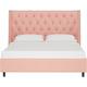 Sheridan King Upholstered Platform Bed