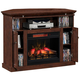 Windsor TV Console w/Electric Fireplace