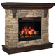 Eugene Mantel w/ Electric Fireplace