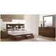 Millie 4-pc. Full Bedroom Set w/ Bookcase Daybed