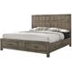 Arcadia King Storage Bed