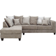 Whitney Chenille 2-pc. Sectional Sofa