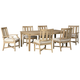 Kya 7-pc. Outdoor Dining Set