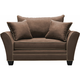 Briarwood Microfiber Chair-and-a-Half