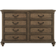 Castlehaven Bedroom Dresser