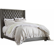 Coralayne Upholstered California King Bed