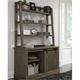 Luxenford Office Cabinet w/ Hutch