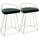 Canary Counter Stool - Set of 2