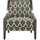Jason Furniture (kuka Home) Priscilla Accent Chair