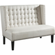 Beauland Wingback Accent Settee