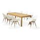Lifestyle Garden Outdoor 9-pc. Rectangular Dining Set