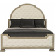 Santa Barbara Upholstered King Bed