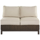 Epicenters Brentwood Outdoor Armless Loveseat