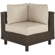 Epicenters Brentwood Outdoor Corner Chair