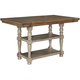 Lettner Counter Height Table