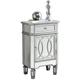 Tierney Mirrored Accent Cabinet
