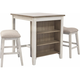 Jonette 3-pc. Counter height Dining Set