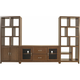 Yeh Brothers World Trade Inc. Granthom 3-pc. Wall Unit W/ 60